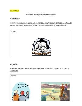 Migrate Hibernate Animal Changes in Seasons