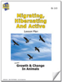 Migrating, Hibernating and Active Animals Lesson Plan