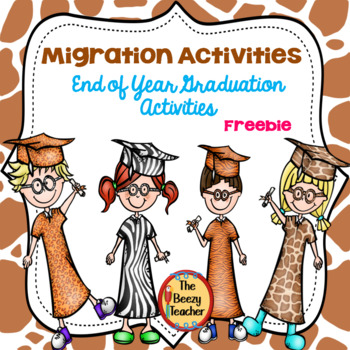 Migration Activities - End of the Year Freebie