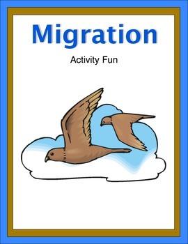 Animal Migration Activity Fun