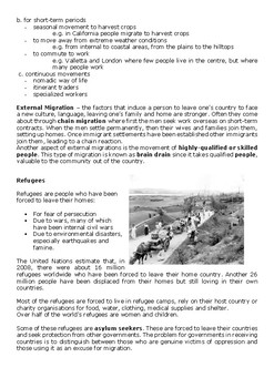 Migration Revision Notes