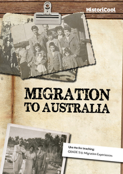 Migration to Australia Resource Bundle