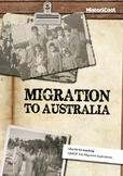 Migration to Australia Resource Bundle