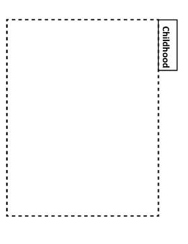 Miguel de Cervantes Biography Interactive Notebook