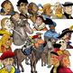 """Miguel de Cervantes' """"Don Quixote"""" 32 pc. Clip-Art"""