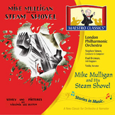 Mike Mulligan and His Steam Shovel MP3 and Activity Book