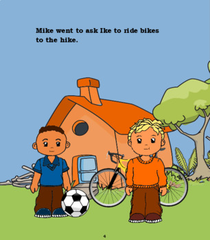 """Mike and Ike   """"the long i"""""""