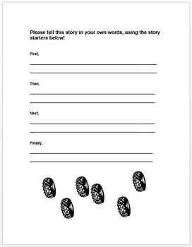 Mike's New Car Disney Pixar Short Companion Worksheet