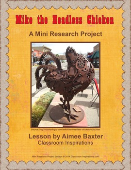 Mike the Headless Chicken - A Mini Research Project