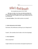 Mike's Bad Breath- The Scientific Method in the