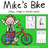 Mike's Bike {long i, magic e activity pack!}