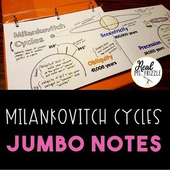 Milankovitch Cycle JUMBO Notes