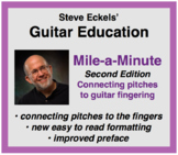 Mile-A-Minute: Connecting the Staff with Guitar Fingerings