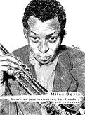 Miles Davis Art JPEG Poster Print File | U.S. Black History