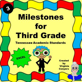 Milestones for Third Grade