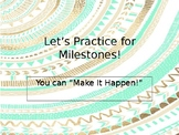 Milestones Constructed Response PowerPoint