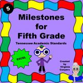 Milestones for Fifth Grade