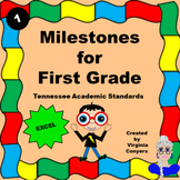 Milestones for First Grade