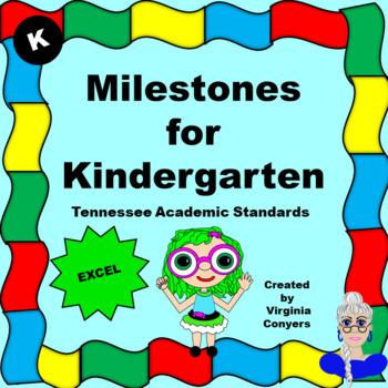 Milestones for Kindergarten