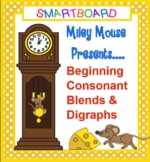 Miley Mice Presents Beginning Blends and Diagraphs