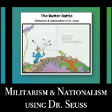 """Militarism & Nationalism in Dr. Suess's """"The Butter Battle"""" - WWI or Cold War"""
