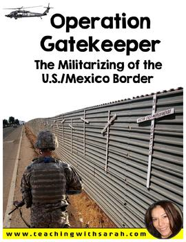 NAFTA: Militarizing the U.S./Mexico Border