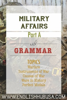 Military Affairs (Unit A Packet): Warfare