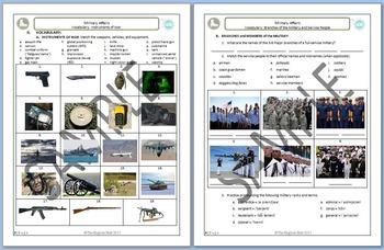 Military Affairs (Unit A Packet): Warfare