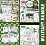 Military Classroom Center Bundle