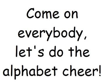 Alphabet Cheer Explained - Riggs Zoophonics Phonics Song