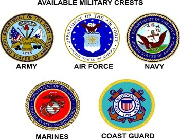 Military Crests