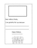 Military Family Christmas Card