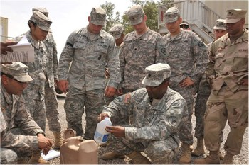 Military History Vignettes: U.S. Soldiers Continuing Education