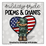 Memorial Day, Veterans Day, and Military Poems and Chants