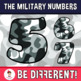 Military Numbers Clipart