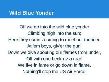 Military Songs Medley PP Presentation