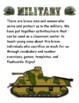 Military Themed Activity Pack / Worksheet Set + Flashcards