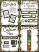 Military Themed Classroom Decor Pack