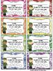 Military Themed Punch Card Pack SAMPLER