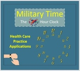 Military Time (The 24 Hour Clock): Health Care Practice Applications