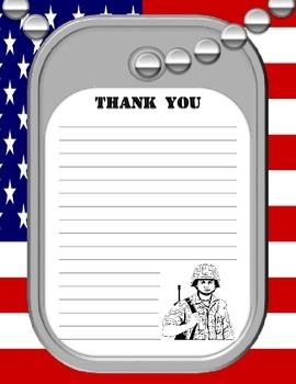 Military Veteran Letter Templates