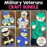 Veterans Day Crafts Bundle