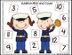 Military Veterans Day Themed Roll & Cover Addition & Subtraction Games!