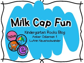 Milk Cap Learning Games