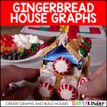 Milk Carton Gingerbread House