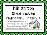 Milk Carton Greenhouse: Engineering Challenge Project ~ Great STEM Activity!