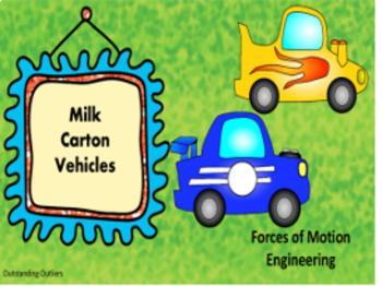 Milk  Carton Vehicles