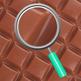 Milk Chocolate Theme Backgrounds / Digital Papers Clip Art Set