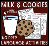 Milk & Cookies Quick NO PREP Language Pack