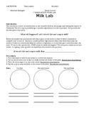Milk Dye Lab-Introduction to Scientific Method
